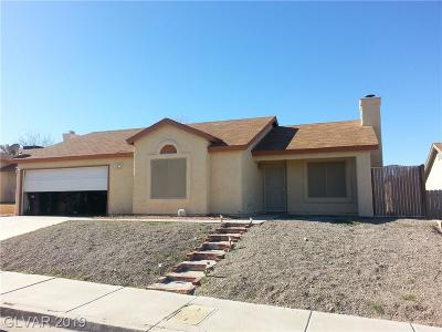 Single Family Home For Sale: 832 Fireweed Drive