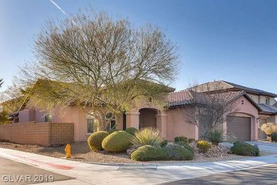 North Las Vegas Single Family Home Under Contract - No Show: 7271 Summer Duck Way