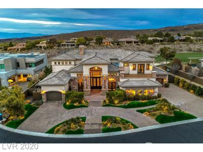 Single Family Home For Sale: 8 Paradise Valley Court