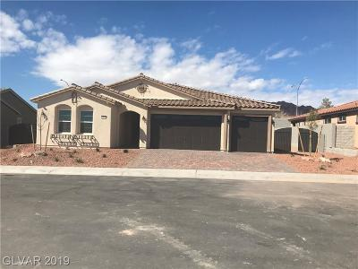 Boulder City Single Family Home Under Contract - Show: 1546 Bryce Canyon Street