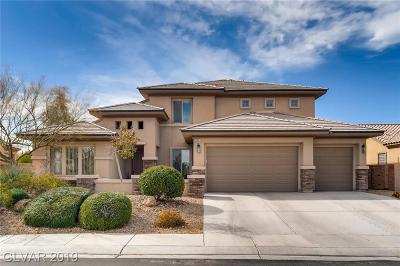 North Las Vegas Single Family Home Under Contract - Show: 7409 Eggshell Drive