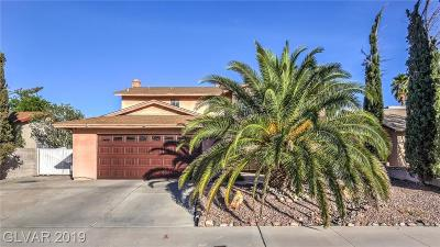 Single Family Home For Sale: 1009 North Tenaya Way