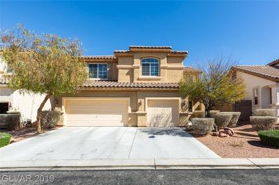 Single Family Home For Sale: 11432 Storici Street