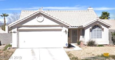Single Family Home Under Contract - No Show: 6484 Silent Pine Avenue