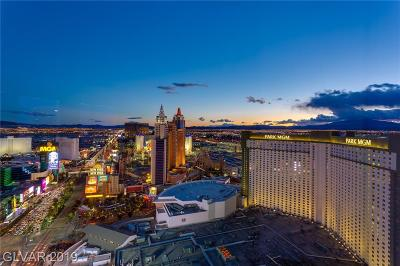 Las Vegas High Rise For Sale: 3750 Las Vegas Boulevard #3004