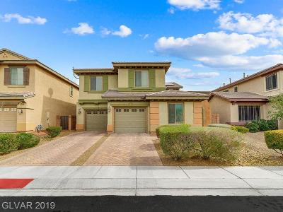 North Las Vegas Single Family Home Under Contract - Show: 8220 Seven Falls Street