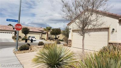 Single Family Home For Sale: 2624 Desert Sparrow Avenue