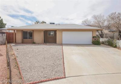 Single Family Home For Sale: 225 Garden Court