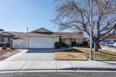 Single Family Home Under Contract - Show: 823 Langtry Drive