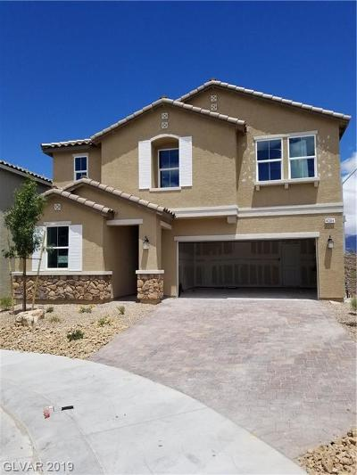 North Las Vegas Single Family Home For Sale: 4304 Rankin Ranch Court