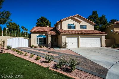 Henderson Single Family Home For Sale: 246 Brook Hollow Court