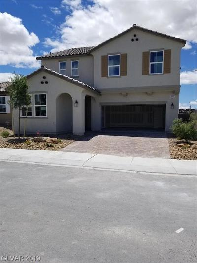 North Las Vegas Single Family Home For Sale: 4307 Rankin Ranch Court