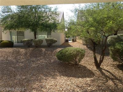 North Las Vegas Single Family Home For Sale: 7839 Lyrebird Drive