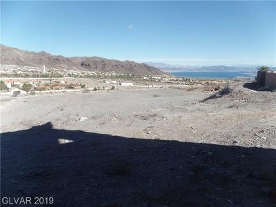 Boulder City Residential Lots & Land For Sale: 1320 Alpine Drive Drive