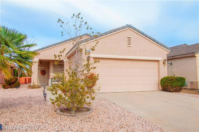 Single Family Home Under Contract - No Show: 2144 Desert Woods Drive