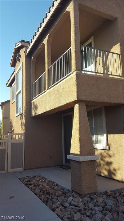 Condo/Townhouse For Sale: 953 Wembly Hills Place