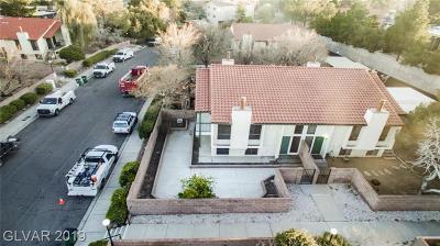 Boulder City Condo/Townhouse Under Contract - No Show: 1308 Capri Drive #B