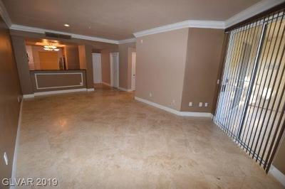Meridian At Hughes Center Condo/Townhouse For Sale: 260 Flamingo Road #132