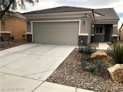 Single Family Home Under Contract - No Show: 2621 Ground Robin Drive