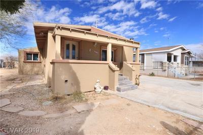 Las Vegas Manufactured Home For Sale: 5840 Carey Avenue