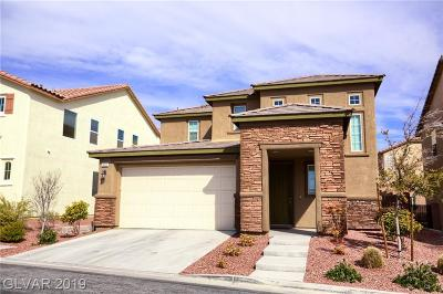 Las Vegas Single Family Home Under Contract - Show: 10322 Northern Hills Avenue