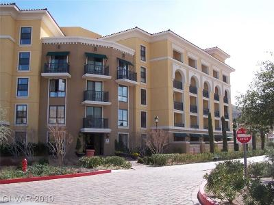 Viera Condo Amd, V At Lake Las Vegas, Mantova-Phase 1, Mantova-Phase 2, South Shore Villas Amd, Luna Di Lusso Condo 2nd Amd, Luna Di Lusso Condo 3rd Amd, Parcel 6n-4-A Vita Bella High Rise For Sale: 29 Montelago Boulevard #143