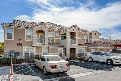NORTH LAS VEGAS Condo/Townhouse For Sale: 5855 Valley Drive #2020