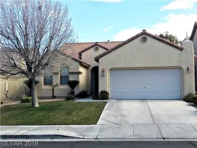 Single Family Home Under Contract - No Show: 762 Rise Canyon Drive