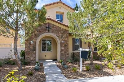 Single Family Home Under Contract - No Show: 1875 Canvas Edge Drive