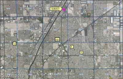 North Las Vegas Residential Lots & Land For Sale: 3424 Bulloch Street