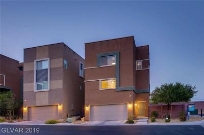 Las Vegas Single Family Home For Sale: 10520 Headwind Avenue