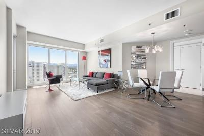 Sky Las Vegas High Rise For Sale: 2700 Las Vegas Boulevard #2510