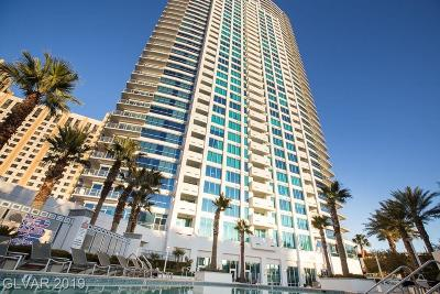 Sky Las Vegas High Rise For Sale: 2700 Las Vegas Boulevard #609