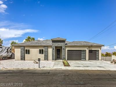 Henderson Single Family Home For Sale: 432 Racetrack Road
