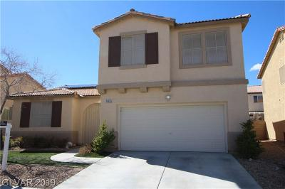 Single Family Home For Sale: 7919 Mustang Canyon Street