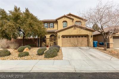 Single Family Home Under Contract - Show: 6958 Ghost Ranch Avenue