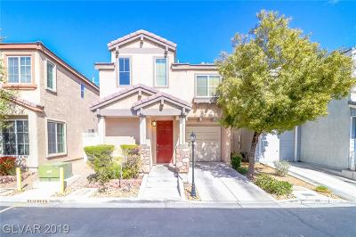 Single Family Home For Sale: 1678 Summer Blush Avenue