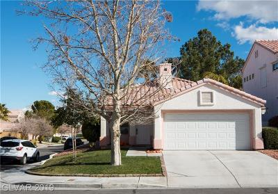 Las Vegas NV Single Family Home Sold: $297,500