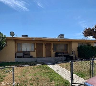 Las Vegas Multi Family Home Under Contract - Show: 301 George Place
