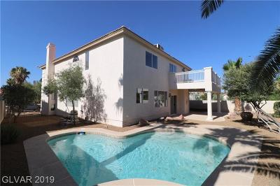 Silverado Ranch Single Family Home For Sale: 1818 Wild Indigo Court