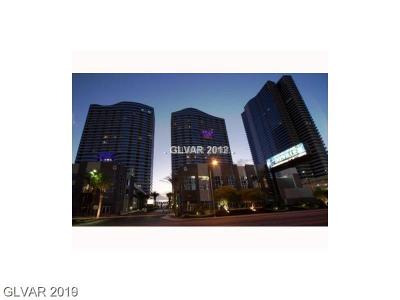 Panorama Towers 1, Panorama Towers 2 High Rise Under Contract - No Show: 4575 Dean Martin Drive #2500