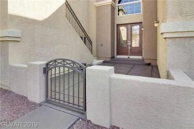 North Las Vegas Single Family Home For Sale: 4209 Hawks Glide Avenue
