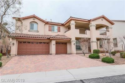 Single Family Home For Sale: 8053 Pavarotti Avenue