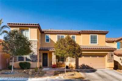 Las Vegas Single Family Home For Sale: 9808 Sandy Turtle Avenue