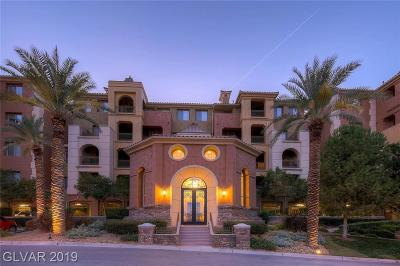 Henderson NV Condo/Townhouse For Sale: $225,000