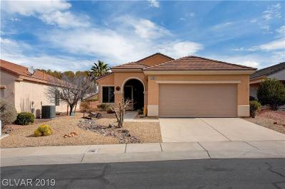 Sun City Macdonald Ranch Single Family Home Under Contract - No Show: 2096 Desert Woods Drive