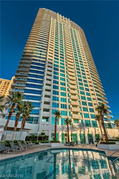 Sky Las Vegas High Rise For Sale: 2700 Las Vegas Boulevard #1205