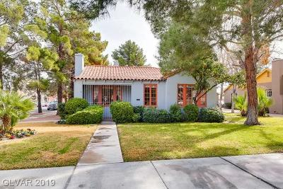 Single Family Home For Sale: 501 South 7th Street