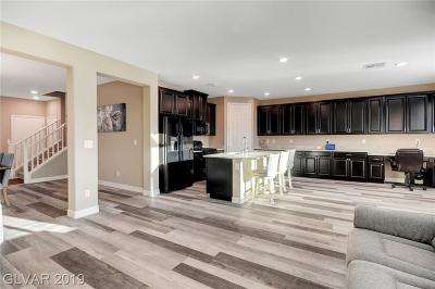 North Las Vegas Single Family Home For Sale: 3699 Asia Road