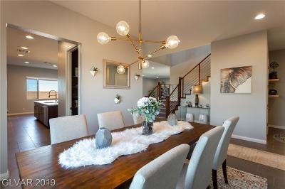 Las Vegas Single Family Home For Sale: 4032 Turquoise Falls Street